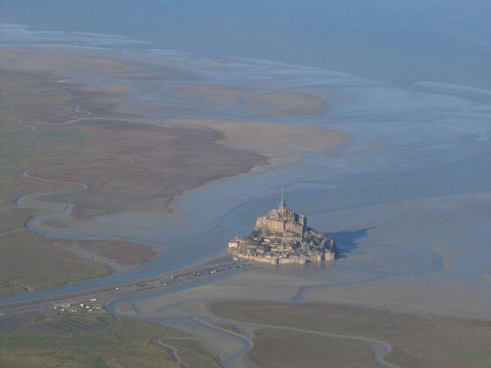 Le Mont-St-Michel NORMANDIE
