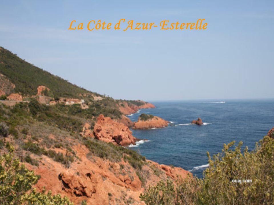 La Côte dAzur Un petit coin de paradis