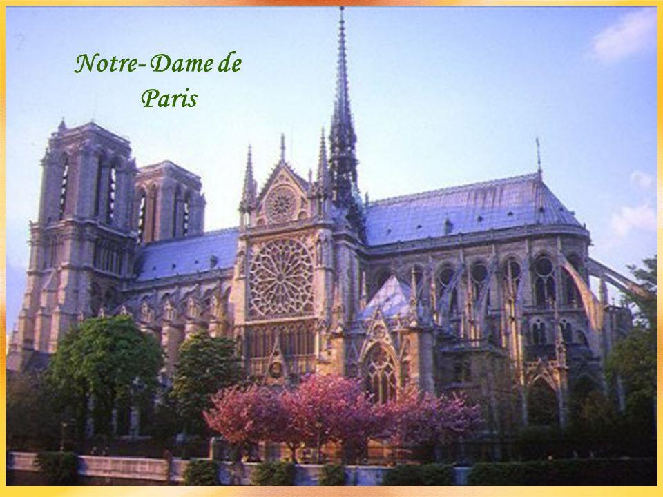 Notre- Dame de Paris