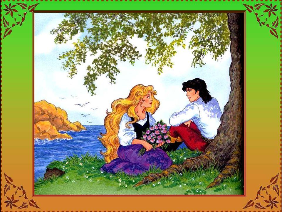 Sirella est partagée : heureuse de vivre au château, où le prince laccueille si généreusement, et triste de ne pouvoir se faire comprendre de lui, de