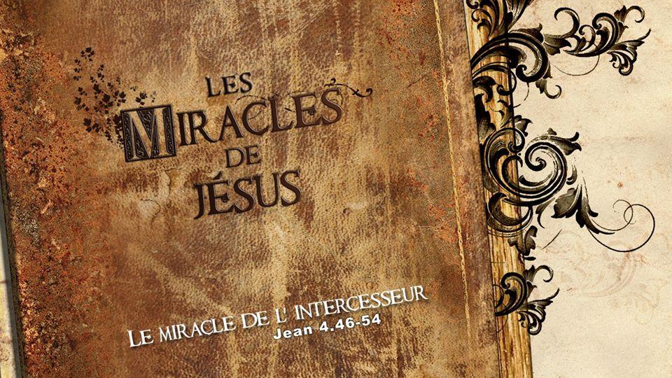 Le miraculeux dans lÉvangile de Jean La proclamation et le progrès du miraculeux (Jean 1) La prière pour le miraculeux (Jean 2.13-22) Le prophétique et le partage du miraculeux (Jean 4.3-5, 35 & 40-42)