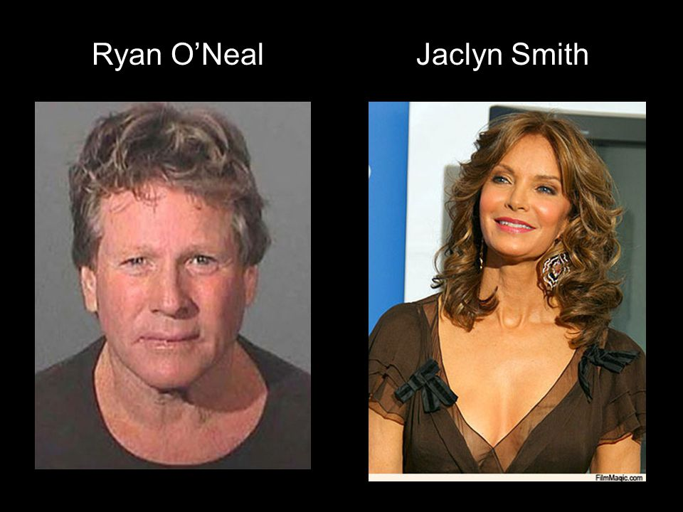 Ryan ONeal Jaclyn Smith