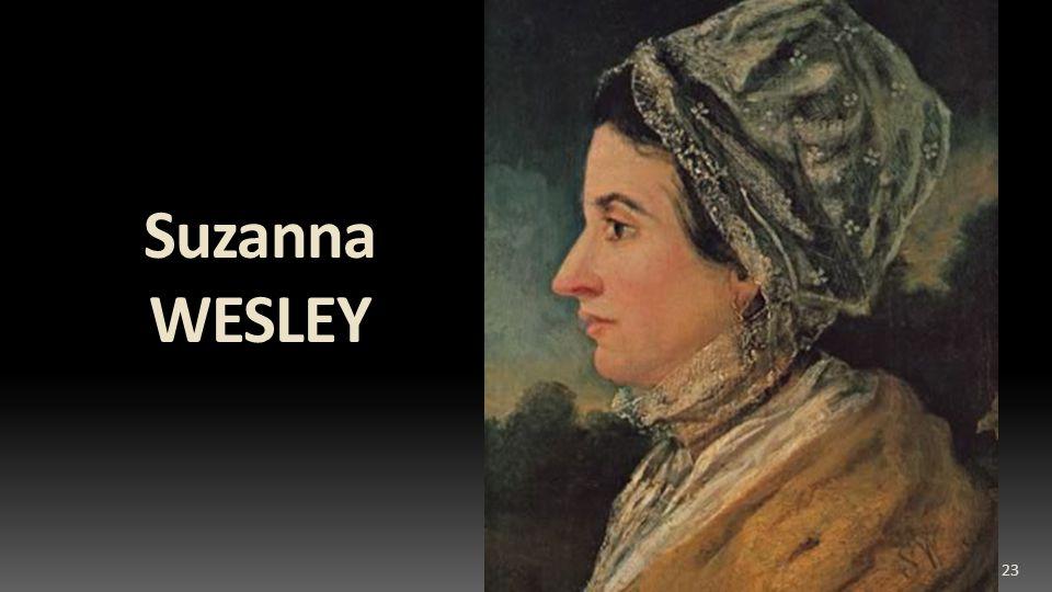 Suzanna WESLEY 23