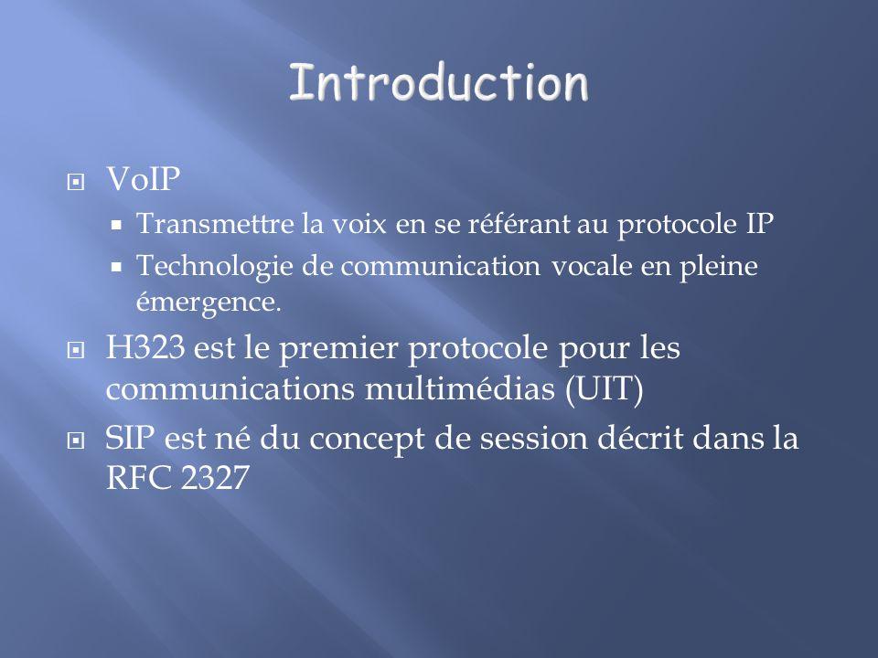 VoIP Transmettre la voix en se référant au protocole IP Technologie de communication vocale en pleine émergence.