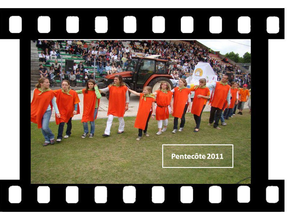 Pentecôte 2011