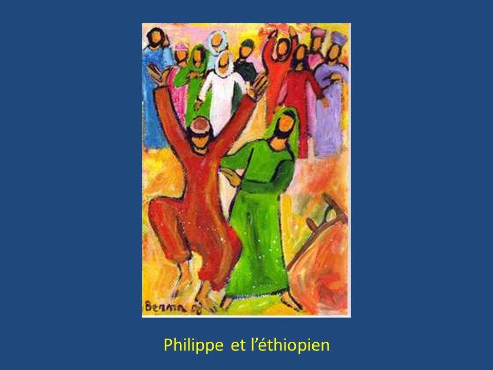 Philippe et léthiopien