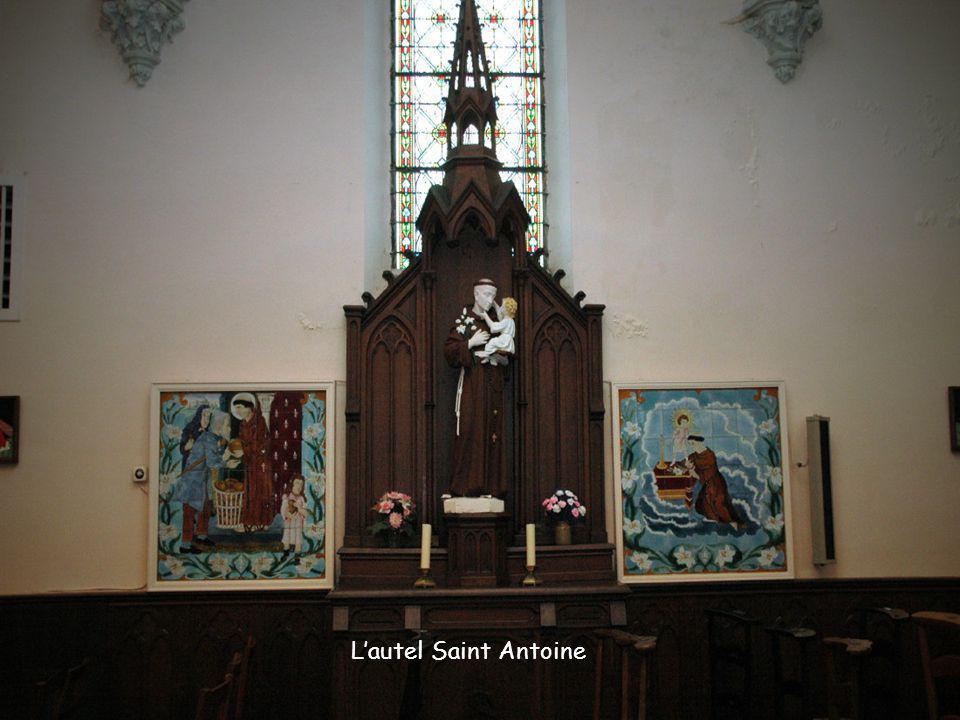 Lautel Saint Antoine