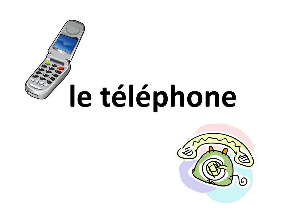 Et toi.Est-ce que tu téléphonais souvent quand tu étais petit(e).