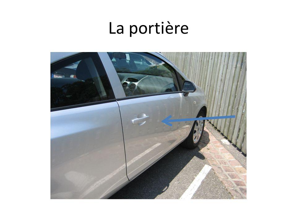 La portière