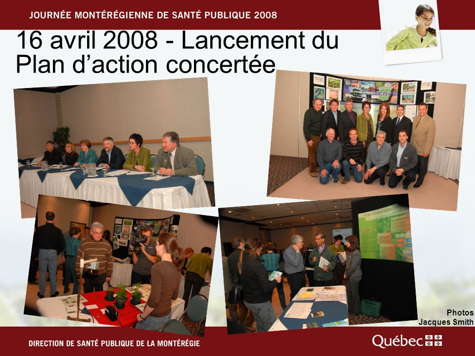 16 avril 2008 - Lancement du Plan daction concertée Photos Jacques Smith