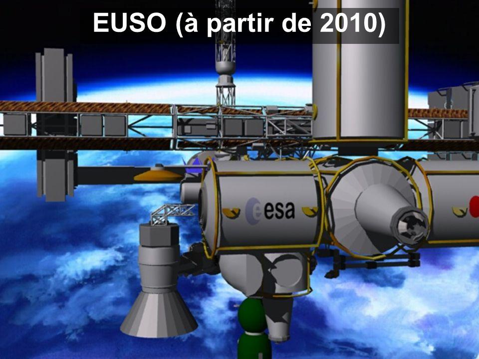 E. Parizot (IPN Orsay) 22 Prospective IN2P3/DAPNIA La Colle sur Loup EUSO (à partir de 2010)