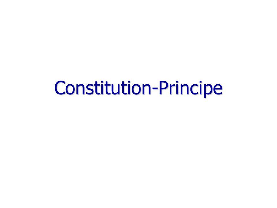 Constitution-Principe