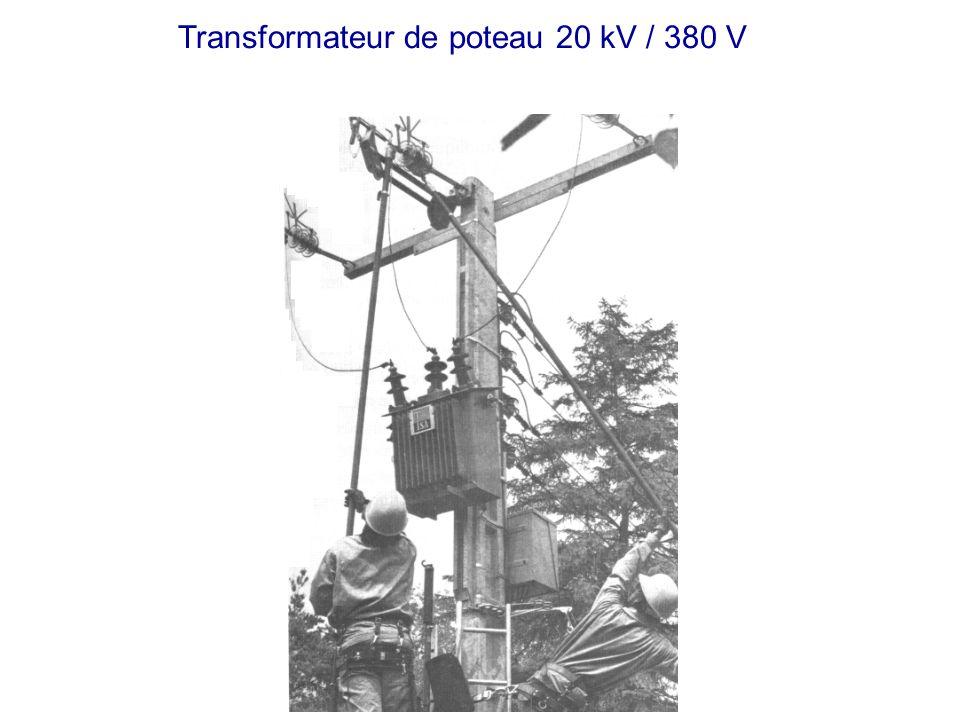 Transformateur triphasé