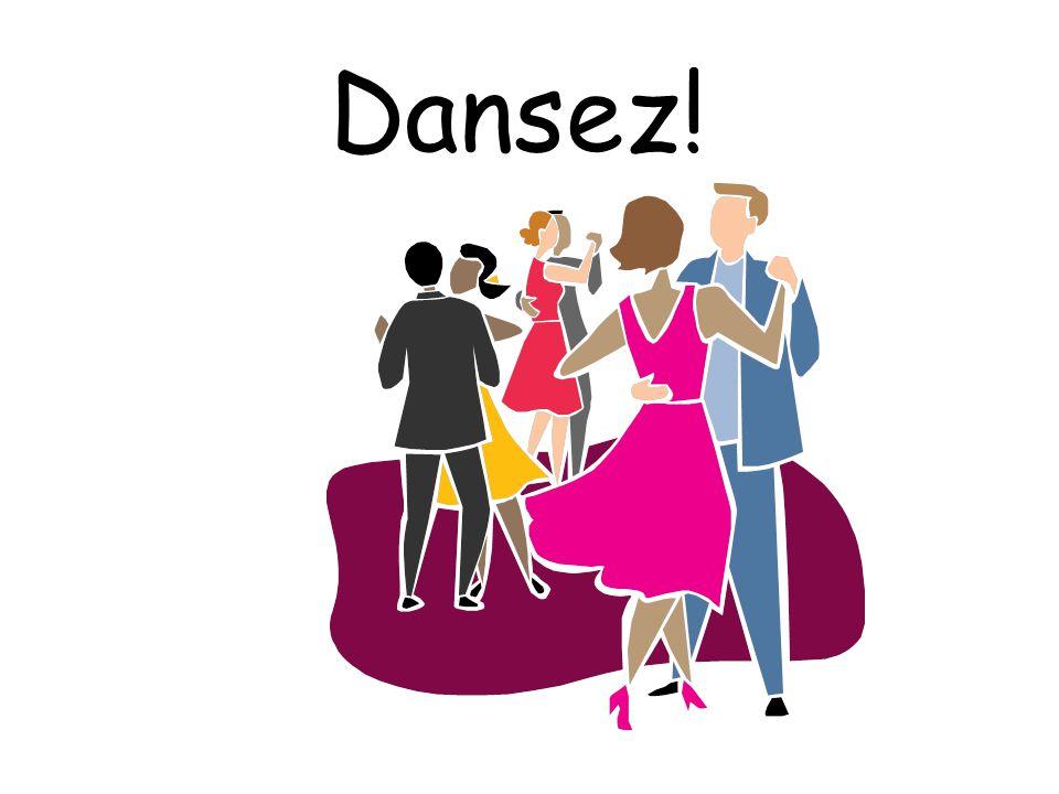 Dansez!