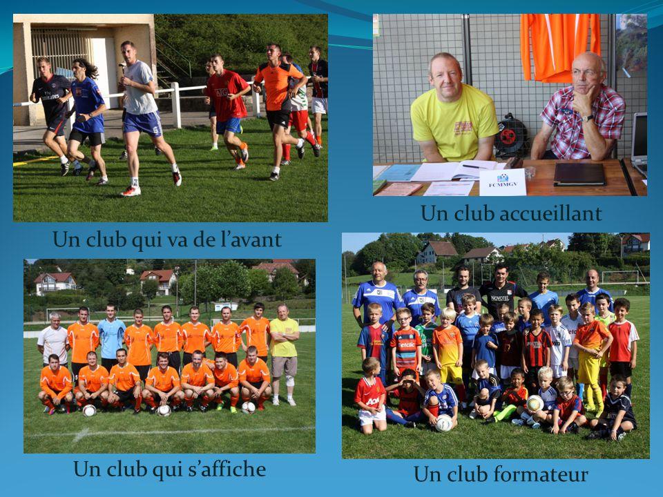 Le + Vous figurerez sur le site internet du club http://fcmmgv.footeo.com visité par 260.000 personnes depuis sa création en décembre 2011