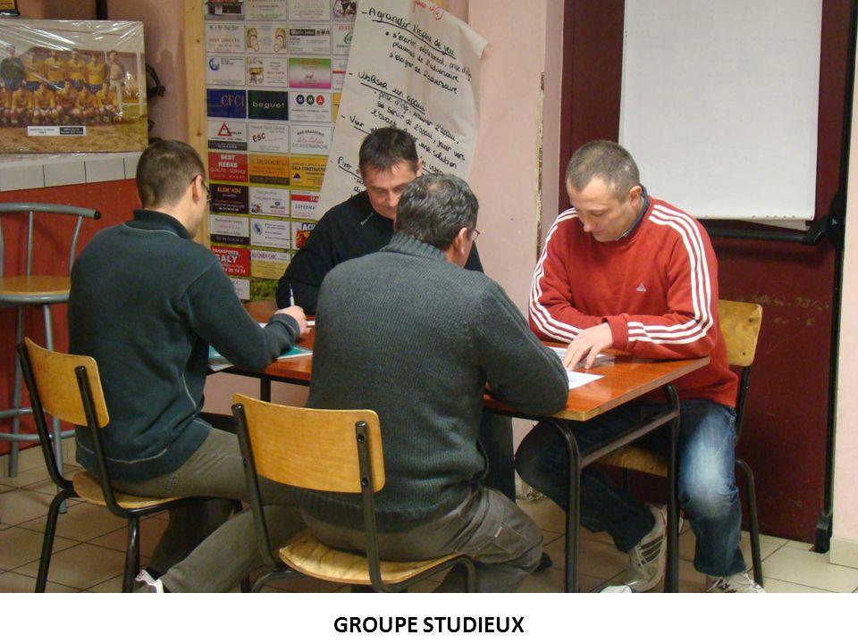 GROUPE STUDIEUX