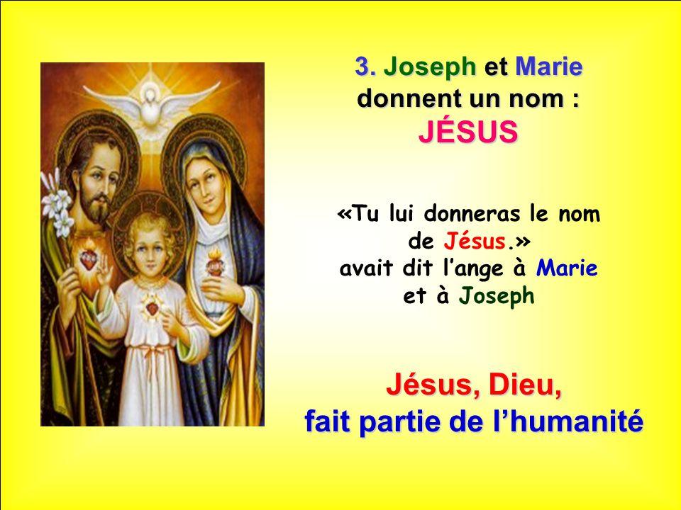 .. MISSION IMPORTANTE DE JOSEPH MISSION IMPORTANTE DE JOSEPH 1.Marie est mère dans la naissance de Jésus Joseph est père dans sa croissance Joseph est