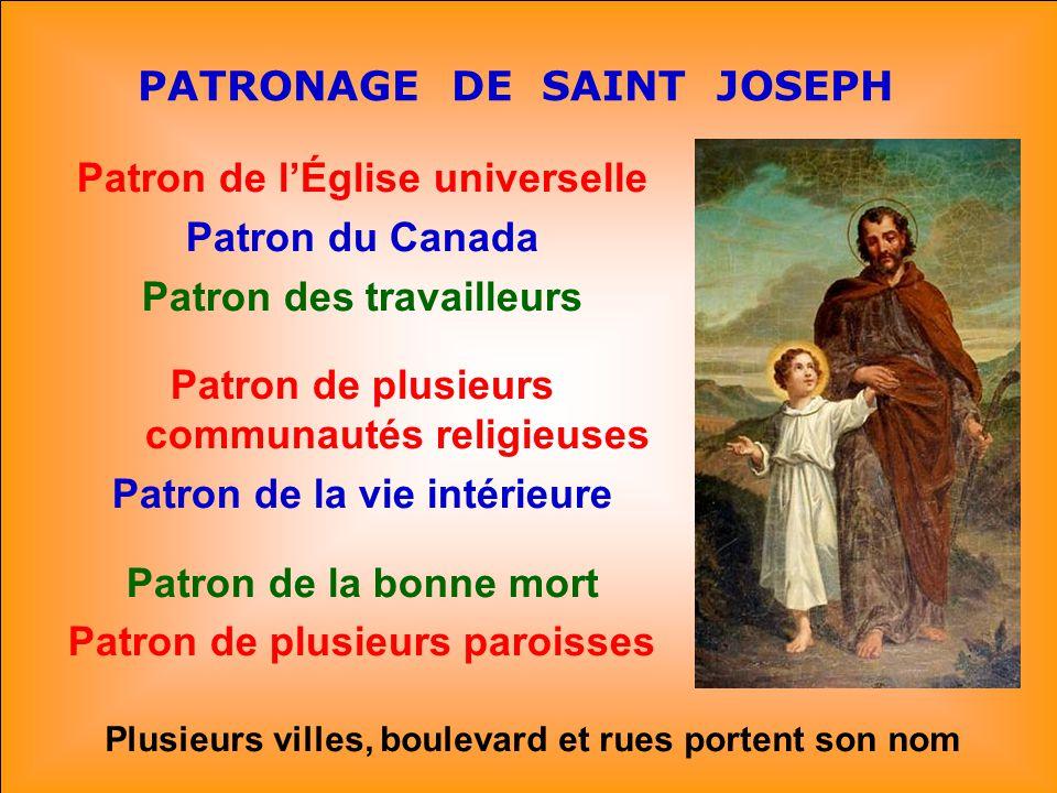 .. DANS LA LITURGIE DE LA FÊTE DE SAINT JOSEPH DANS LA LITURGIE DE LA FÊTE DE SAINT JOSEPH Serviteur fidèle Antienne douverture Joseph, lhomme juste p