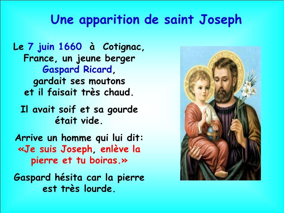 .. PATRONAGE DE SAINT JOSEPH Patron de lÉglise universelle Patron du Canada Patron des travailleurs Patron de plusieurs communautés religieuses Patron