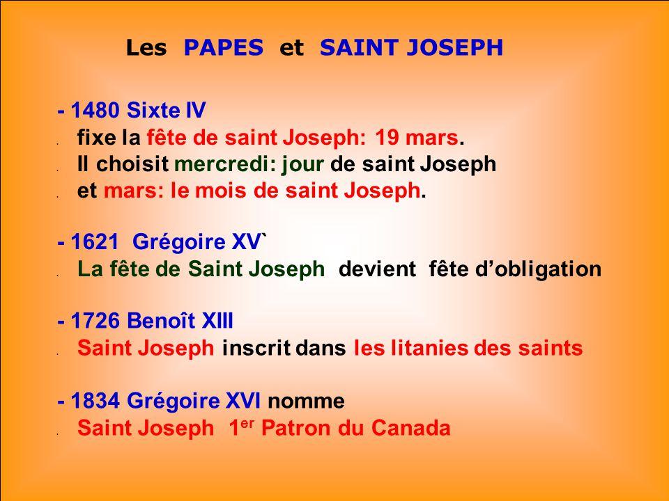 .. LORATOIRE SAINT-JOSEPH DU MONT ROYAL Est le PLUS GRAND lieu de PÈLERINAGE au MONDE En LHONNEUR de SAINT JOSEPH Saint Frère André Apôtre de Saint Jo