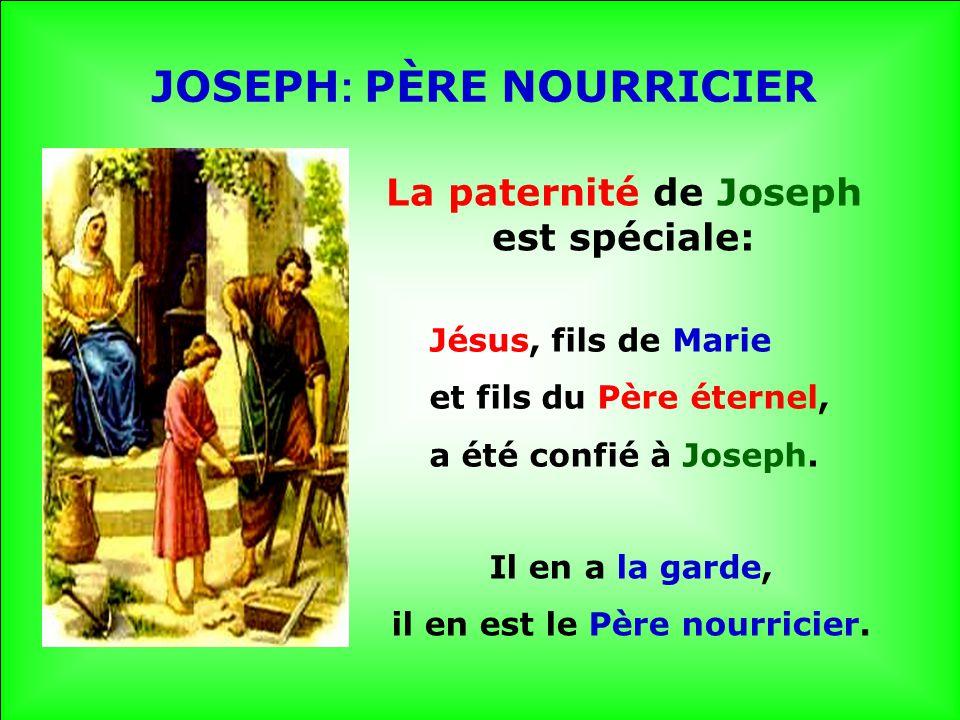 .. Joseph charpentier «Celui-là nest-il pas le charpentier, le Fils de Marie ? (Mc 6,3) Une identité aussi banal pour un destin aussi grand!