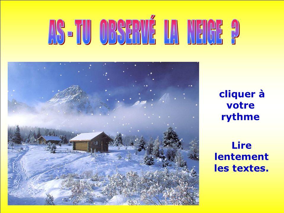 .. Quand il neige à plein temps cest comme du silence qui tombe. Félix Leclerc