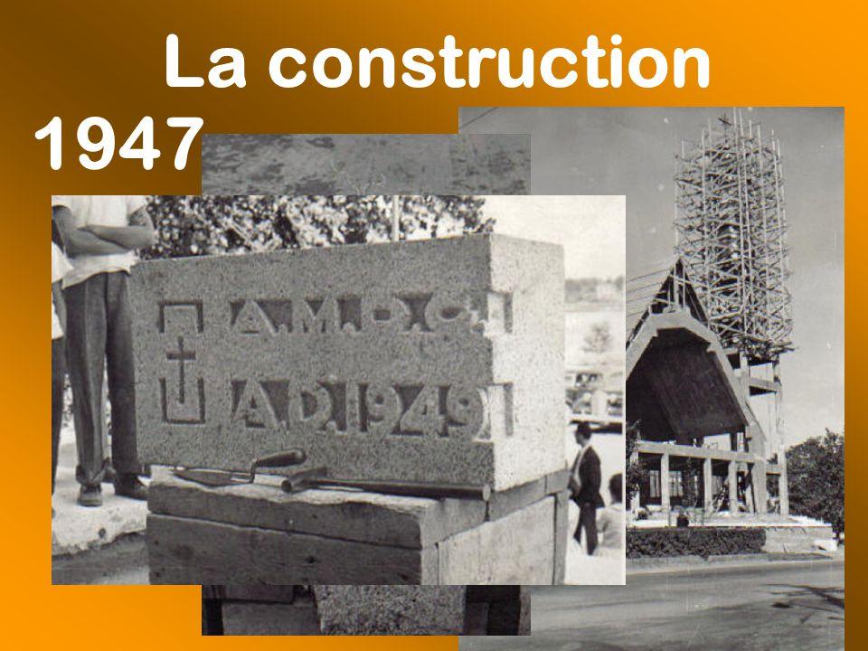 La construction 1947