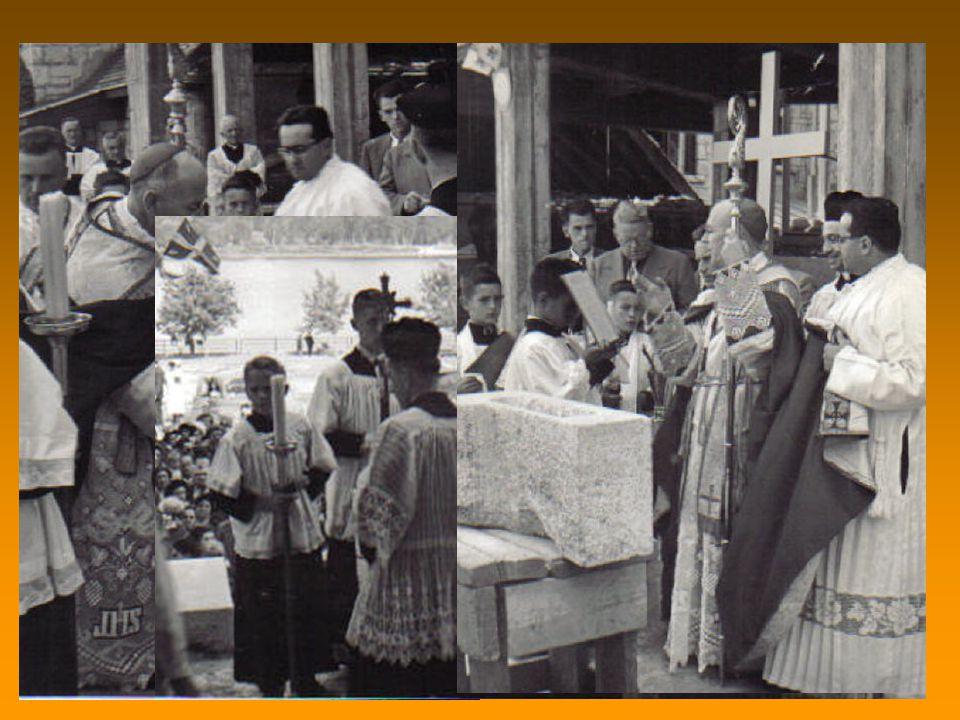 La consécration 1984