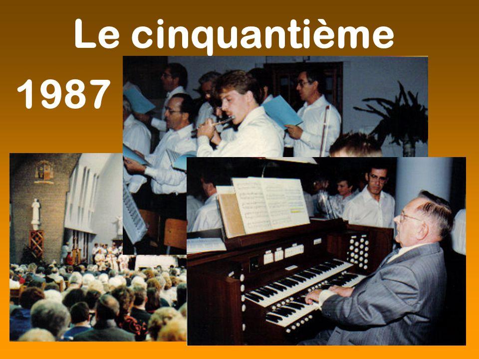 Le cinquantième 1987