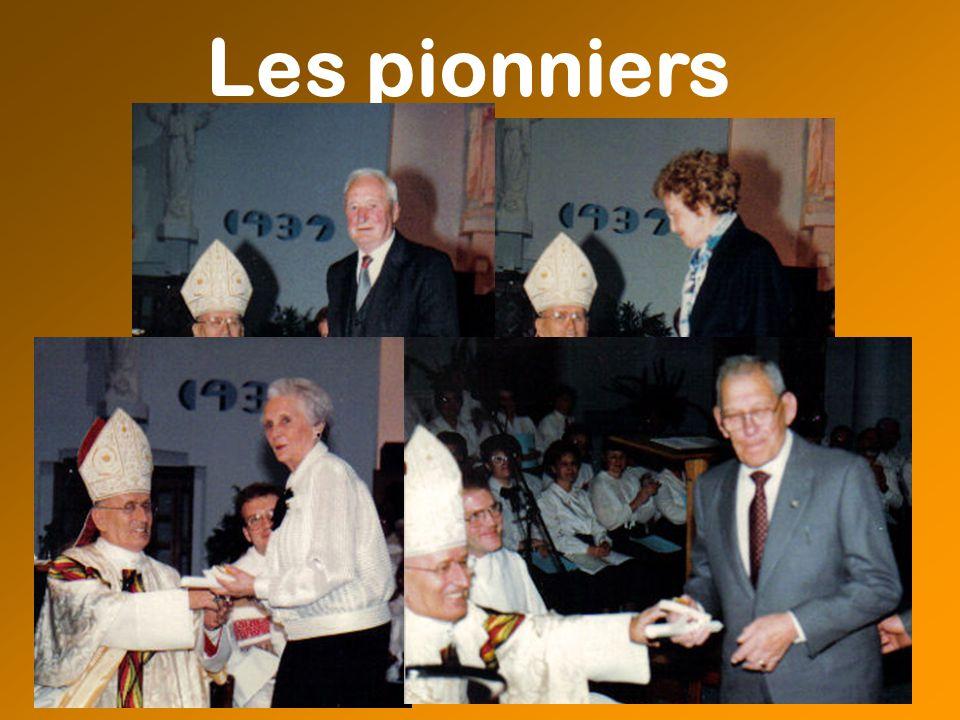 Les curés Joseph Beauchemin Ernest Poirier Victorien Lavigne Jean-Yves Fréchette Claude Baron Yvon Audet Denis Courchesne Florent Parizeau
