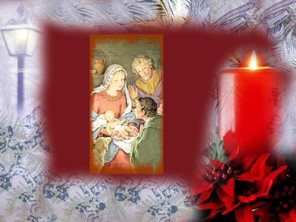 Noël que de désirs à traduire en actes, en réalités, en vie! Bon temps de lAvent