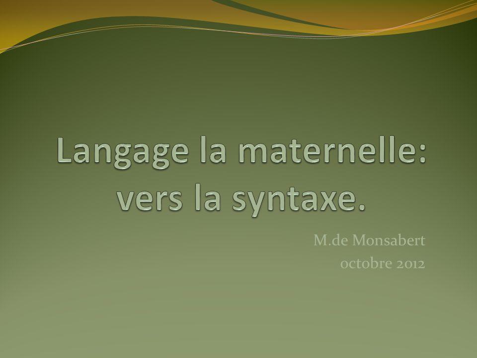 M.de Monsabert octobre 2012