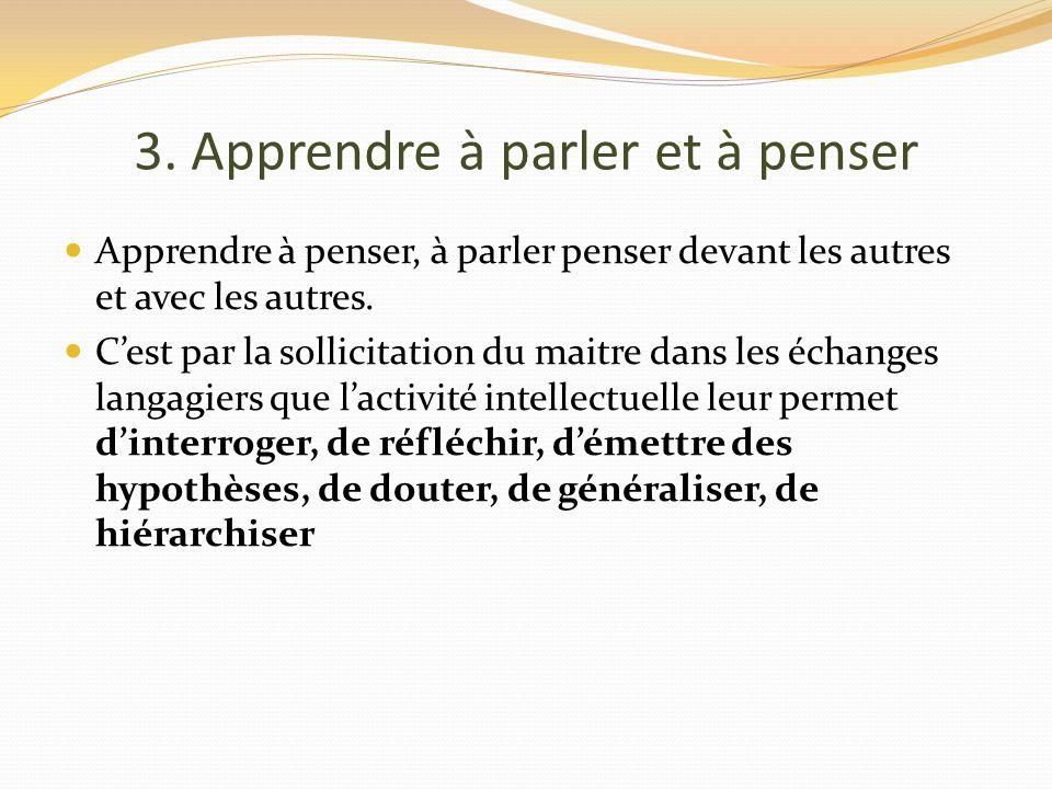 PSMSGS Prépo- sitions En rapport avec la découverte de lespace (à, au, de, du, dans, sur,sous, pour, avec…) Les contraires : Devant/derrière ; avant/après ; près de/loin de ; contre ; ….