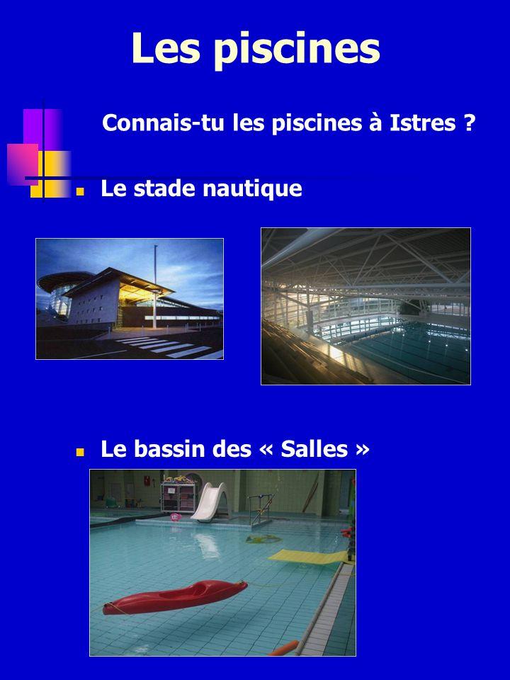 Diaporama de la natation scolaire à Istres De la classe du CP au CM2, vous êtes tous concernés !