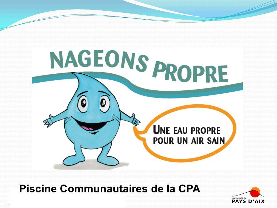 CAMPAGNE « NAGEONS PROPRES » A la piscine, il faut respecter des règles dhygiène .