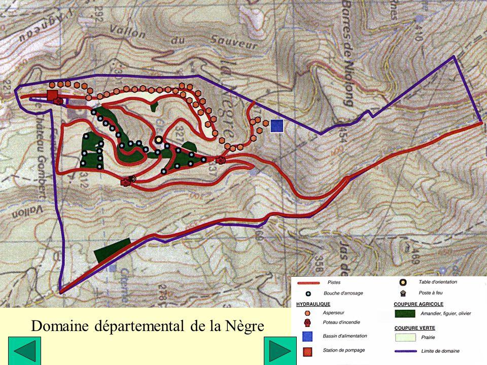 Domaine départemental de la Nègre