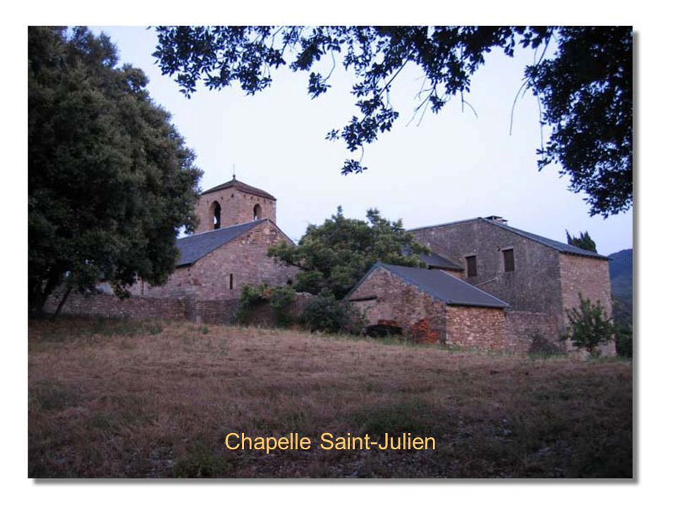 Chapelle Saint-Julien