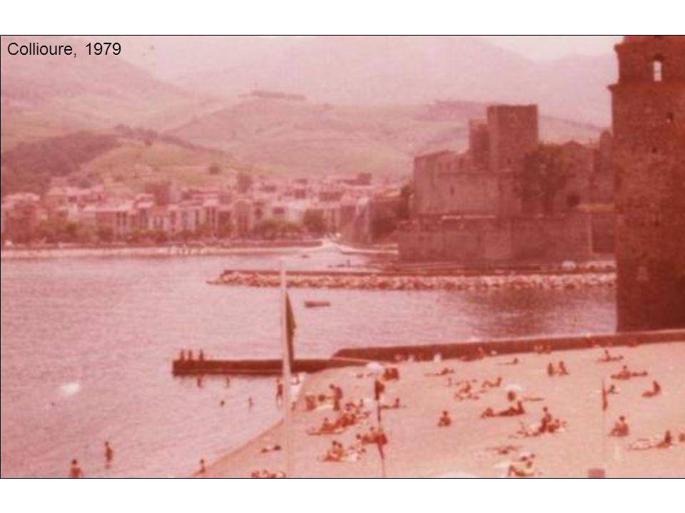 Collioure, 1979