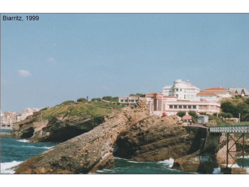 Biarritz, 1999