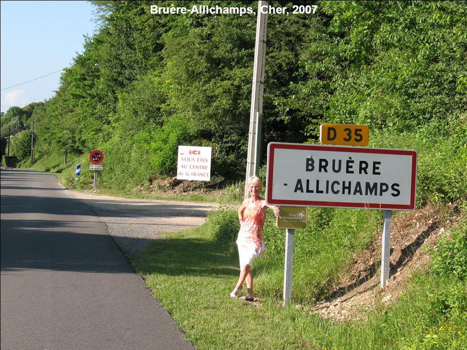 Bruère-Allichamps, Cher, 2007