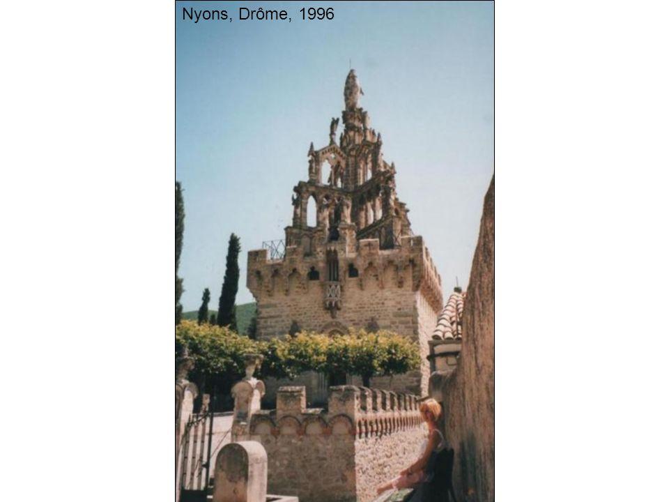 Nyons, Drôme, 1996