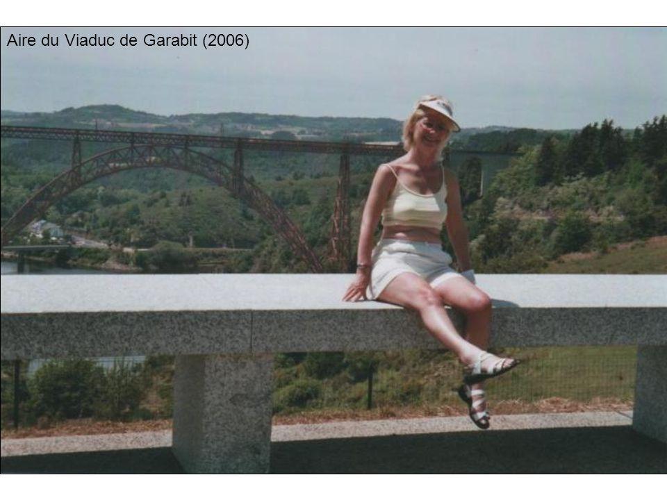 Aire du Viaduc de Garabit (2006)