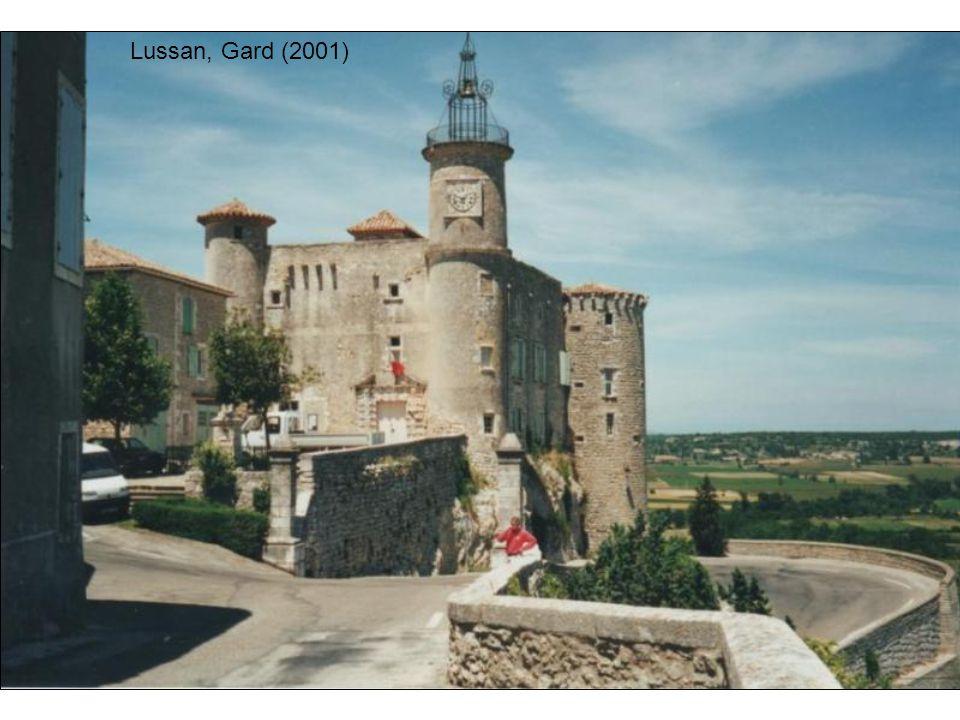 Lussan, Gard (2001)