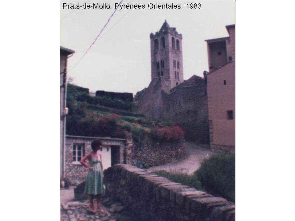 Prats-de-Mollo, Pyrénées Orientales, 1983
