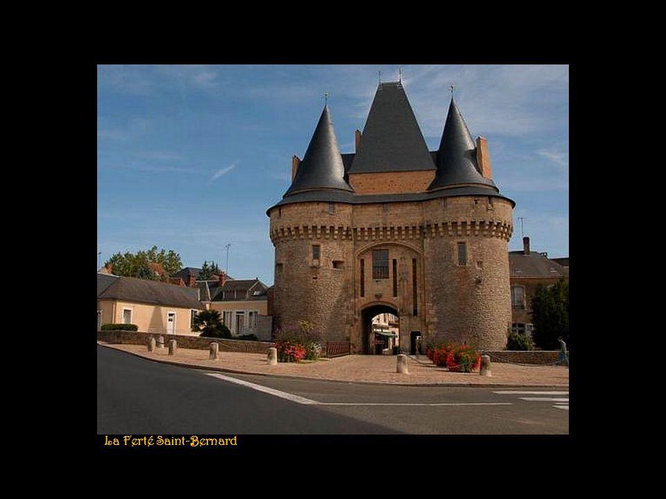 La Ferté Saint-Bernard