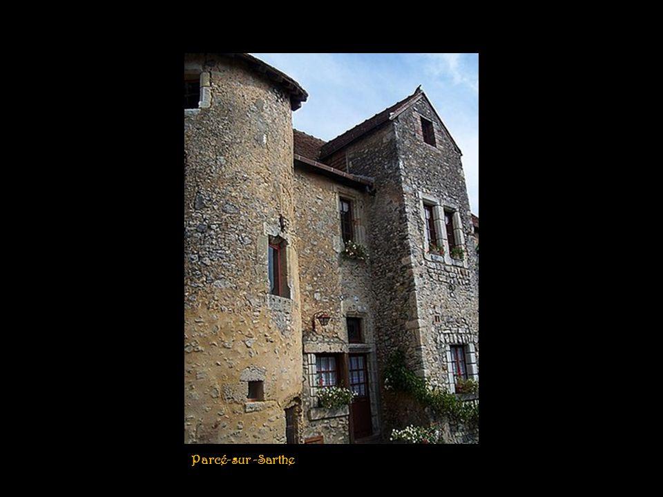 Parcé-sur -Sarthe