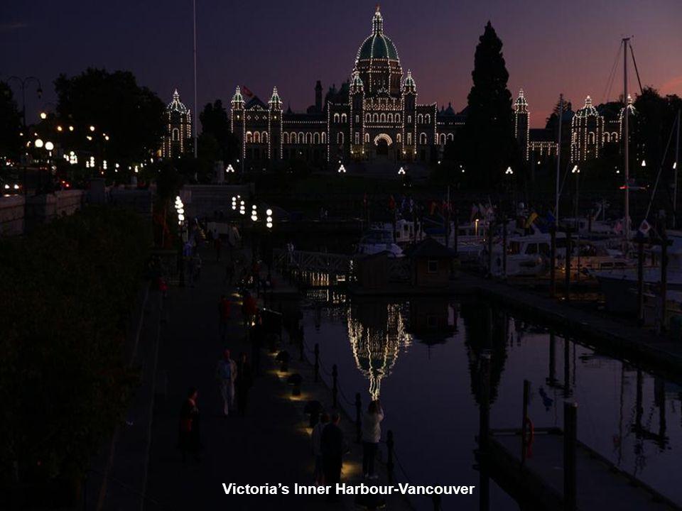 Parlement Victoria, Vancouver