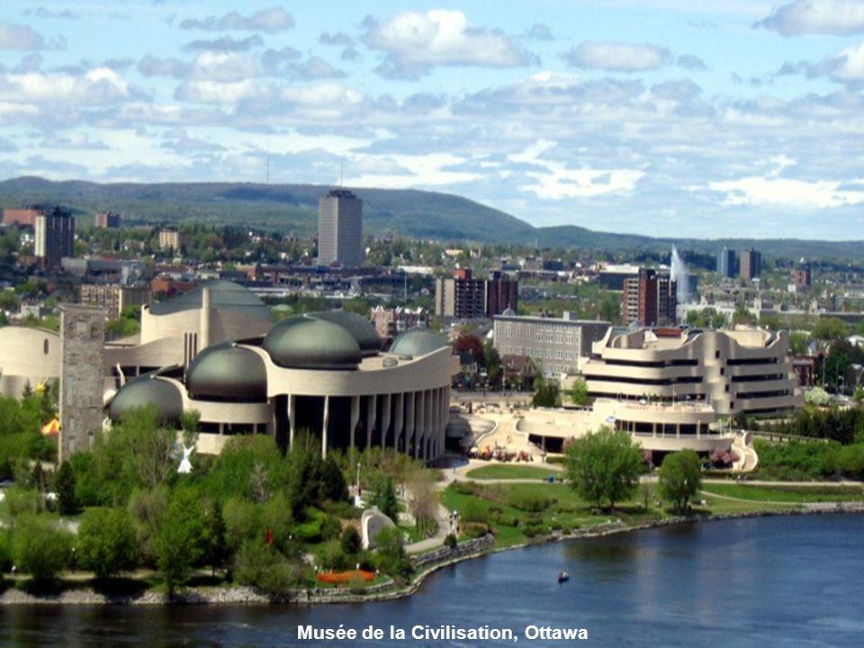 Musée de la Civilisation, Ottawa