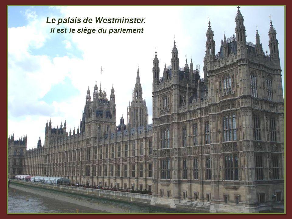 LAbbaye de Westminster.