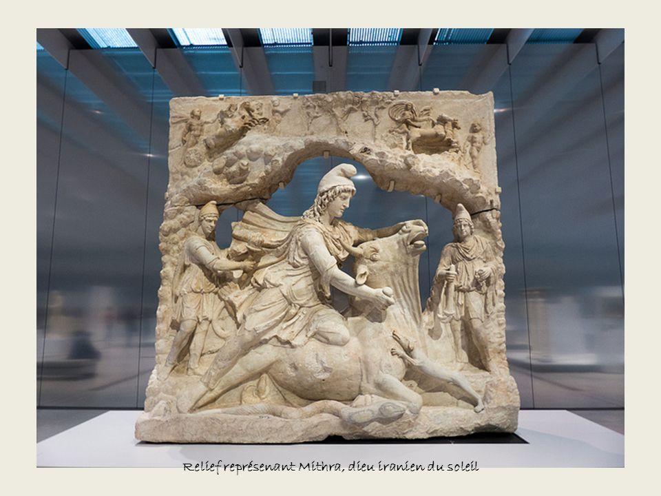 Plats en céramique venant dIran (artiste inconnu) vers 1580-1650